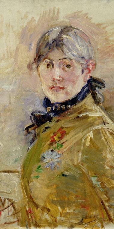 Zelportret Morisot